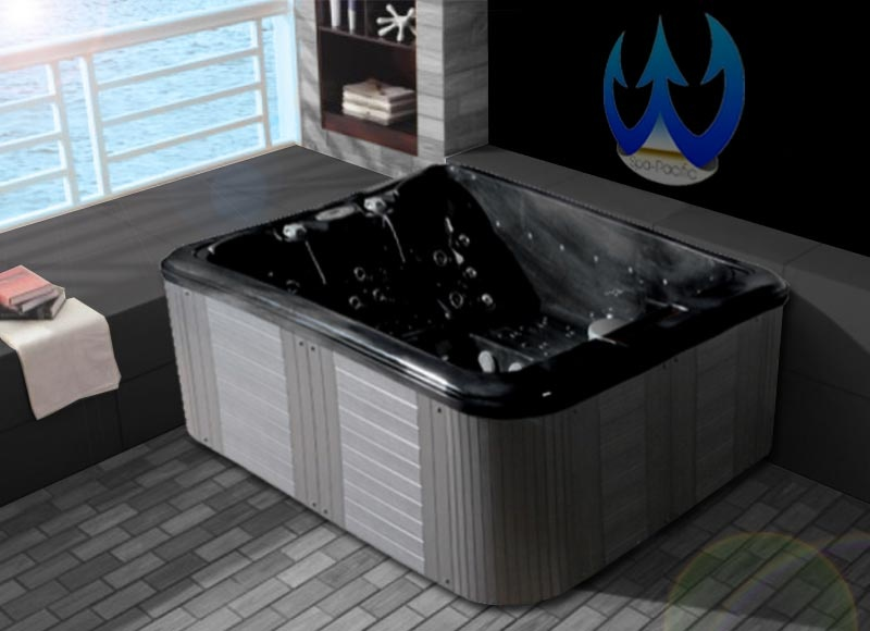 spa astrid 5 places pacific spa discount promo pas chers. Black Bedroom Furniture Sets. Home Design Ideas